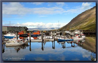 Ísafjörður_fishing_boats