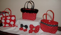 Totes and hairbows
