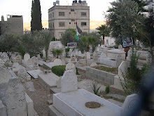 Martyrs' Cemetery, Balata camp