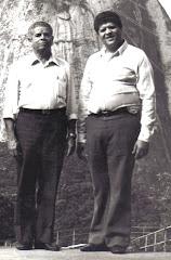 Pr Severino e seu Filho Eliel no Pao de Acucar no RJ