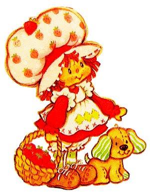 Frutillita y su Perrito Pupcake