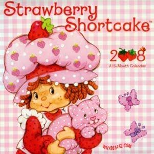 Calendario Frutillita 2008