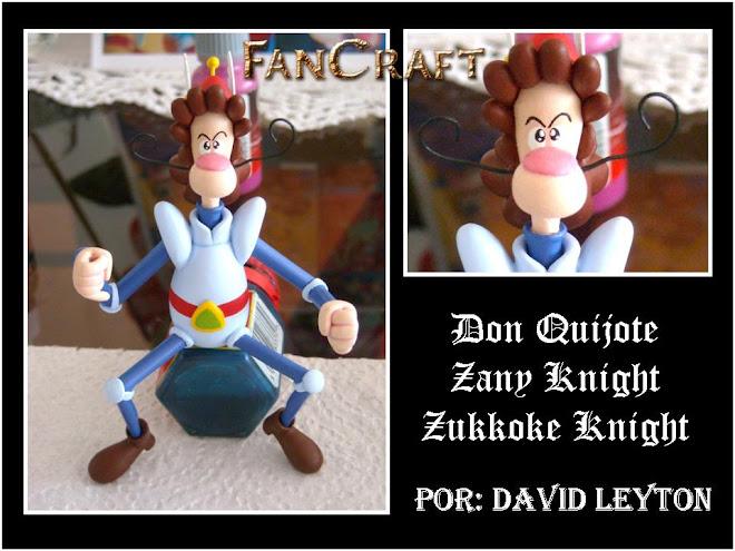 Don Quijote sin Rocinante
