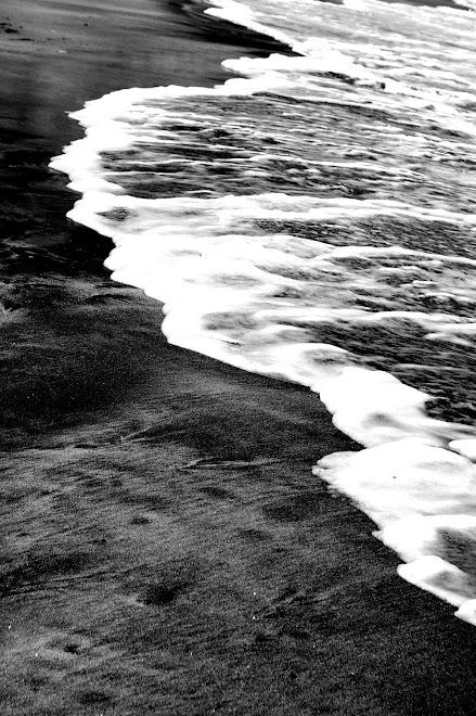 espuma del mar...