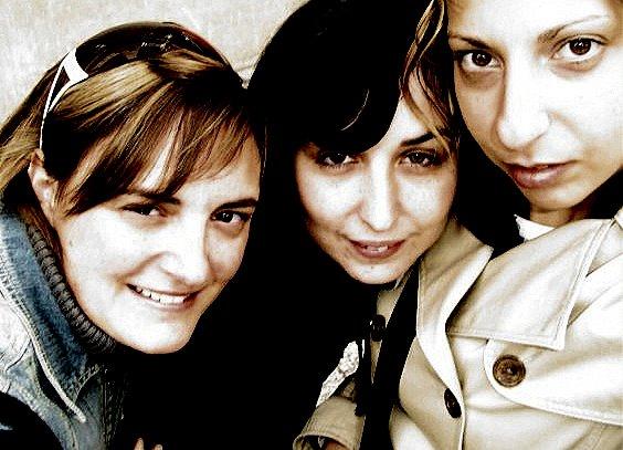 Ellas...mis compañeras,mis amigas...