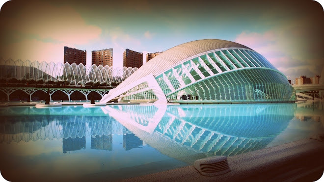 Ciudad de las Artes y las Ciencias.Valencia