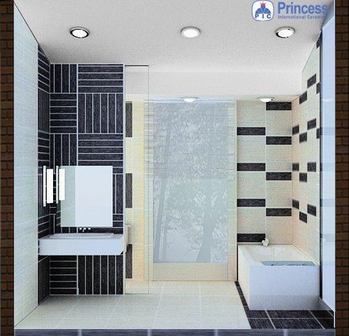 Tidak semua rumah memiliki kamar mandi yang luas seperti di hotel