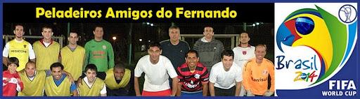 1- Peladeiros - Amigos do Fernando