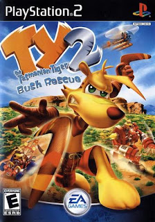 Ty The Tasmanian Tiger:Bush Rescue & Night of the Quinkan Ty+the+Tasmanian+Tiger+2+Bush+Rescue