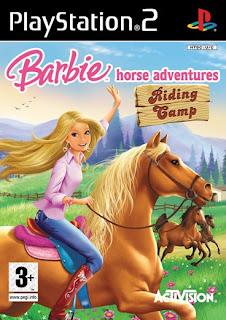 Barbie Horse Adventures: Riding Camp   PS2