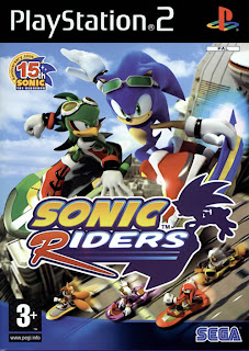 Sonic+Riders+ +PS2 Download Sonic Riders – PS2
