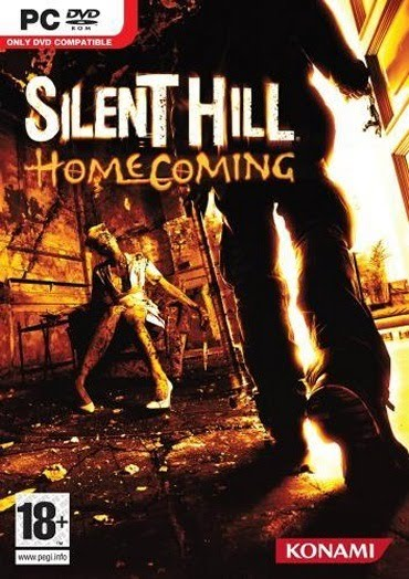 Baixar Silent Hill 5: Homecoming   PC terror ano 2008