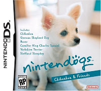 Nintendogs: Chihuahua & Friends – NDS