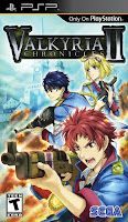 Valkyria Chronicles II – PSP