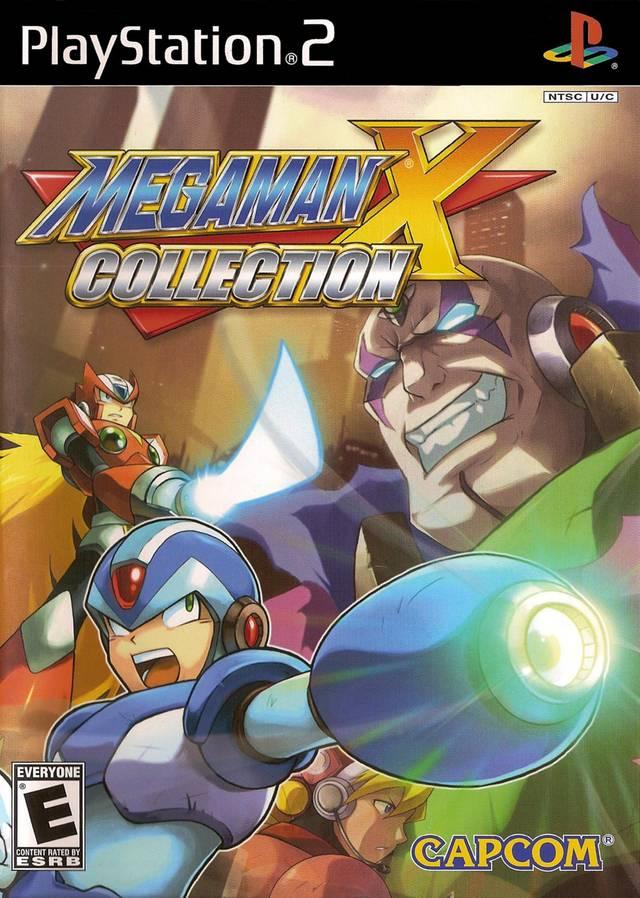 Mega Man X Collection – PS2