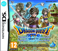 Dragon Quest IX: Sentinels of the Starry Skies – NDS