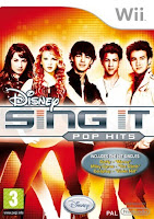 Disney Sing It: Pop Hit – Wii