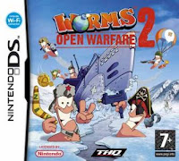 Worms: Open Warfare 2 – NDS