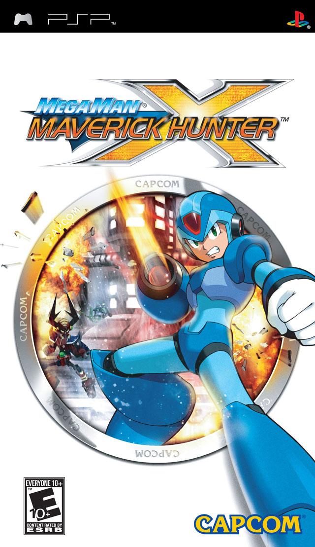 Megaman Maverick Hunter X