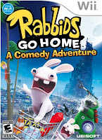 Rabbids Go Home – Wii
