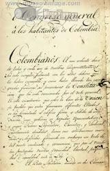 Constitución de Venezuela, 1830
