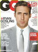 ryan gosling photographed by mario testino for gq us, january 2011. looks .