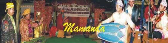 "Teater Tradisional Kalsel "" Mamanda """