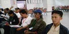 Kongres Sastra Indonesia (KSI),di Kudus,2007