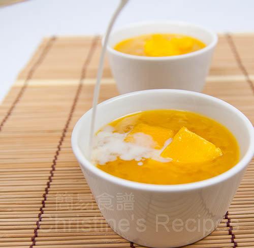 Mango & Tapioca Pearls Dessert03