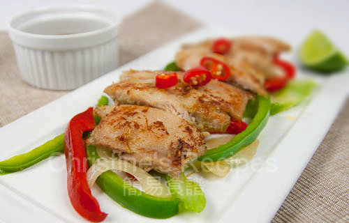 香茅雞扒 Lemongrass Chicken Fillet02