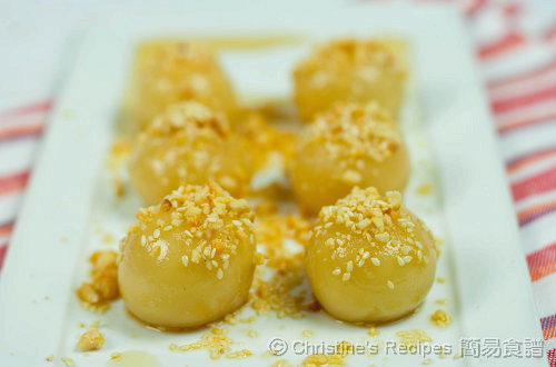 糖不甩 Glutinous Rice Balls with Peanuts & Sesame Seeds02