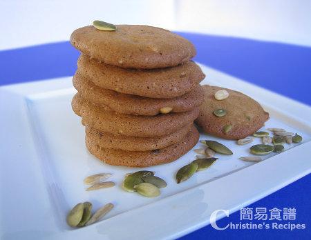 花生醬牛油曲奇餅【香脆可口小食】 Peanut Butter Cookies