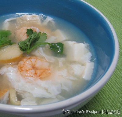 Seafood &amp; Tofu Soup01
