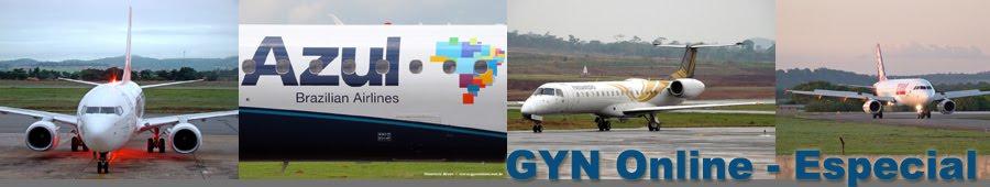GYN Online - Aviação em Goiás!