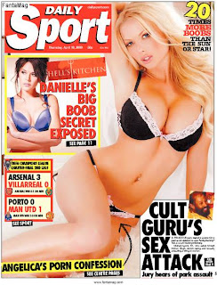 Daily Sport - 16th April 2009