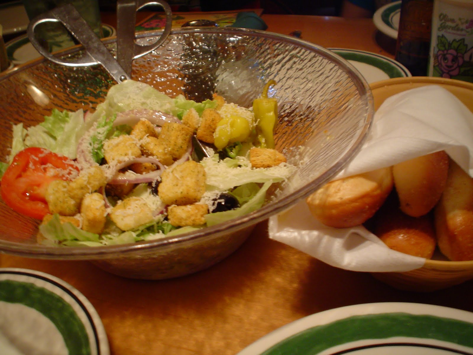 Olive Garden – Bend Oregon — Bend Oregon Restaurants