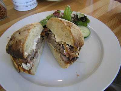 Jackson's Corner Steak Sandwich