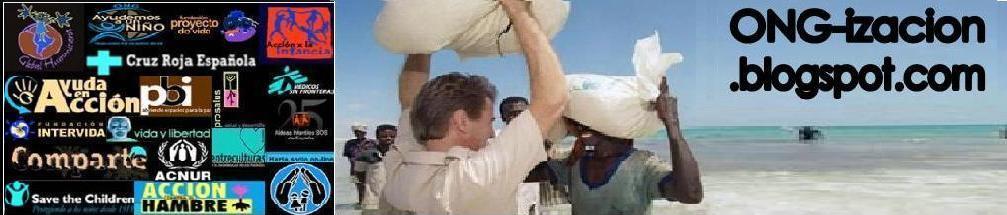 ONG-izacion.blogspot.com//La pobreza está ONG-izada, ¿quién la des-ONGizará?
