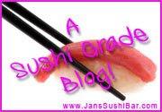 A Sushi Grade Blog!