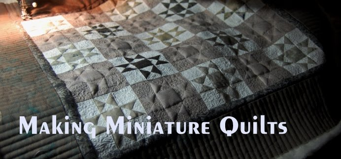 MAKING MINIATURE QUILTS