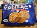 Anzac , Unibic , Unibic Australia , Unibic cookies , Unibic India