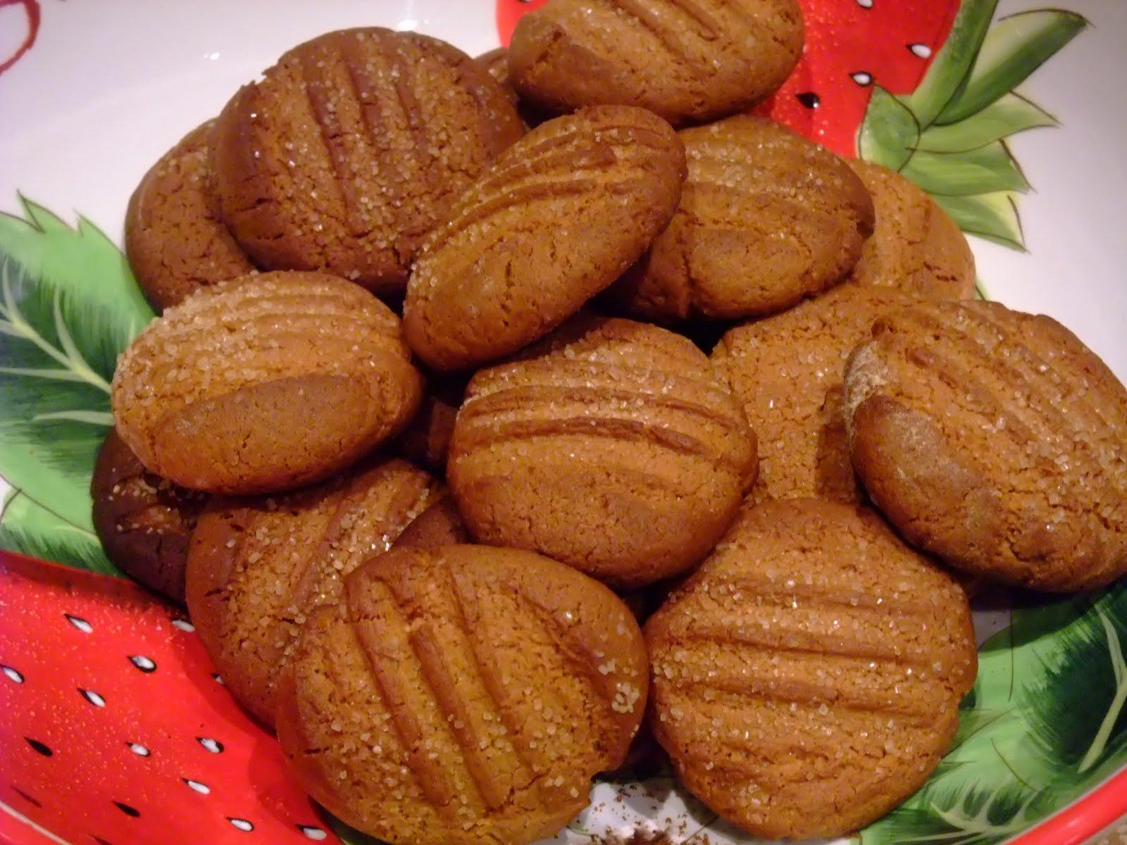 Jaana's kitchen: Honey Biscuits