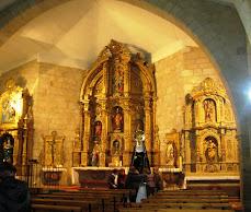 El interior barroco de Aldeadávila