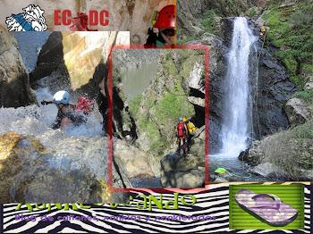 Cañones, cascadas y barranquismo por los Arribes de salamanca
