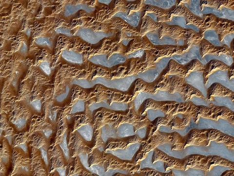 RUB' AL KHALI DESSERT, ARABIA