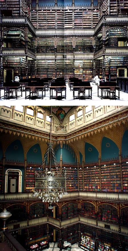 Biblioteca Real+gabinete+portugu%C3%AAs+de+leitura