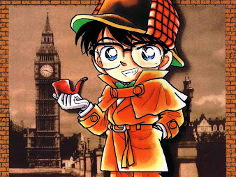 #8 Detective Conan Wallpaper