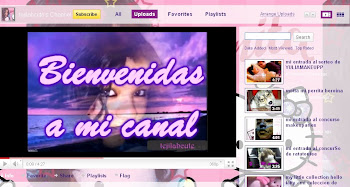 visten mi canal en YOUTUBE