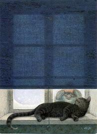 Lennart Helje: Kissa ja tonttu
