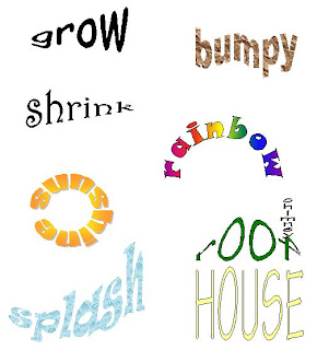 Calligrams+for+kids